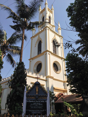 St. Thomas Cathedral Mumbai 1/undefined by Tripoto