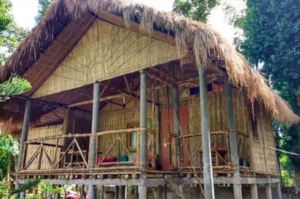 Put up in this stilt hut homestay and explore Assam at its rustic best