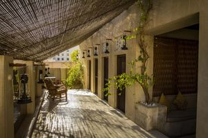 This Unique Boutique Hotel In Bastakia Is One Of Dubai's Best Kept Secrets