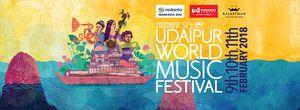 Still Upset Over Missing Sunburn? The Udaipur World Music Festival Will More Than Make Up For It