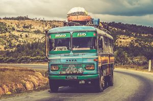 The Longest Indian Bus Ride Makes For An Epic Road Trip Covering 4 States In 36 Hours!