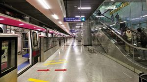 Eat, Shop, Party: Experience The Best Spots On Delhi Metro's Pink Line