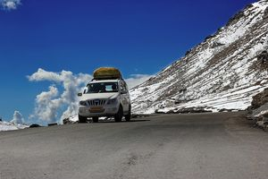 Ditch Manali-Leh for This Epic Himalayan Road Trip Covering Three States in Five Days