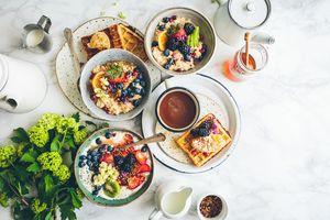 Here's What Breakfast Looks like Around the World