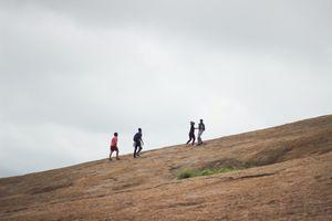 Best place to visit near Bangalore Savandurga.