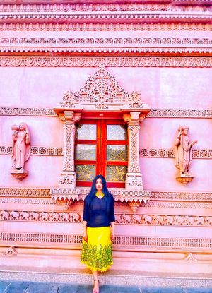 Swami Narayan Mandir, Pune- Architectural beauty
