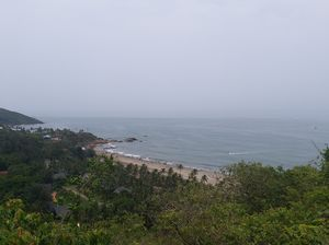 The gorgeous view from Chapora Fort,Goa.#BestTravelPictures theme:landscape