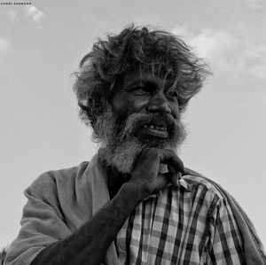 For him everything is solitude  Theme : Street photography  #BestTravelpicture  @tripotocommunity