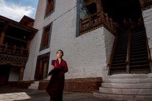 Monk and the peace establishment