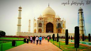 #incredibleindia#india#travel#architecture#love#agra#travelandlife#wanderlust#tajmahal#travellerpost