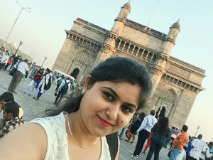 Treat yourself like a queen... #SelfieWithAView  #TripotoCommunity