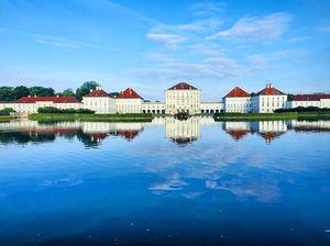 #BestTravelPictures#landscape#munich#nymphenburg