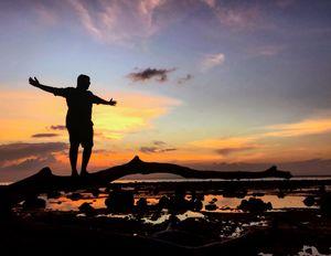 #BestTravelPicture of Andaman @Triptocommunity  Best sunset..  #INCREBILEINDIA????