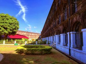 Cellular Jail- Andaman  History of great Indian   #Besttravelpictures  @❤️Travel