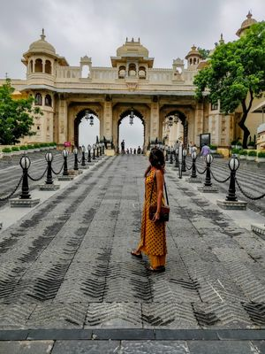 When royalty was reality!! - The City Palace - Udaipur
