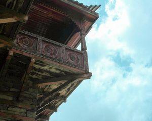 Naggar Castle   Architecture   #BestTravelPicture