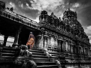 "#BestTravelPictures Theme- Architecture @tripotocommunity  ""Reminiscence of the Past"""