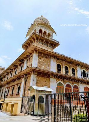 #BestTravelPictures#triptojaipur#alberthallmuseum @tripotocommunity ( Theme - Architecture)