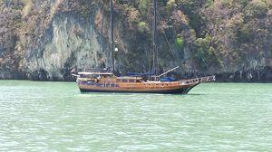 James Bond Island Tour Canoe Thep Kasattri Phuket Thailand 1/8 by Tripoto