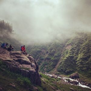 Wandering through the Himalayas - trekking to Hampta Pass