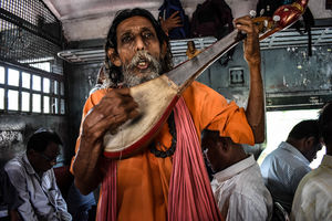"""""""A Folk Singer"""" Theme -People #BestTravelPictures"""