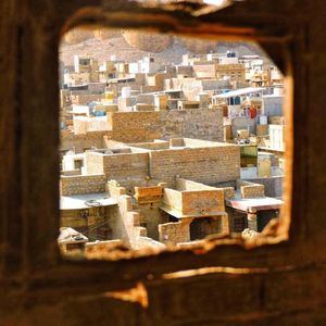 The lanes of jaisalmer   #BestTravelPictures Theme - Architecture