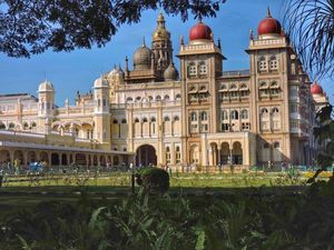 Mysore palace  #BestTravelPictures Theme - Architecture