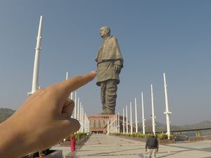 A TRIP TO STATUE OF UNITY...