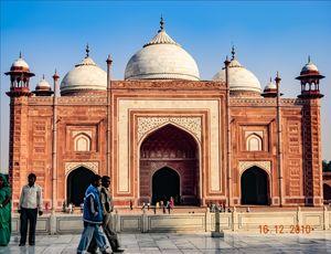 Allah's home.. Fatehpur Sikri