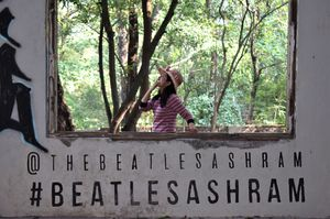 Lets Explore The Abandoned Beatles Ashram #offbeatuttarakhand
