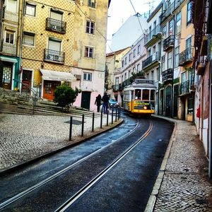 #BestTravelPictures Streets Straight out of a Painting !! #Lisboa #Lisbon #portugal