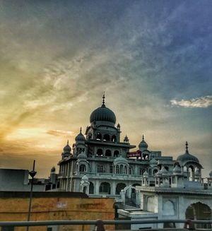 #BestTravelPicture in #architecture category  . #gurudwara