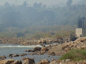 A Hideaway Spot in Byrnihat,Meghalaya #umtrudam #scenic #picnicspot