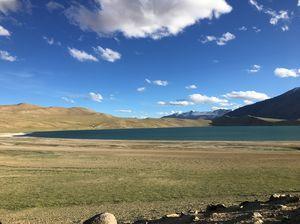 #BestTravelPictures @tripotocommunity Peace and solitude @ Tso Moriri - Landscape