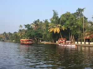 #BestTravelPictures @tripotocommunity Travel diaries.. Backwaters of Alleppey