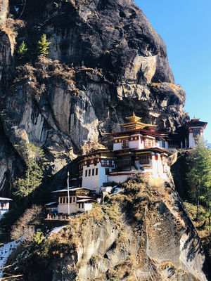 Bhutan – Happiness is a place.. in 4 days