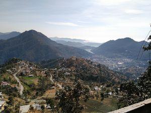 #landscape #nainital #bhimtal