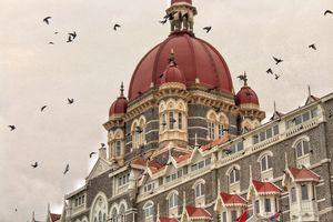 Mumbai's Crown ???? #Besttravelpicture
