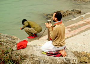 Yes, I am talking about Rishikesh...