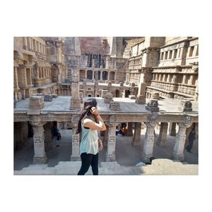 "11th century people were coolest. ""Rani ki vav"" or Queens stepwell is classic example of it."