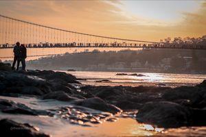 River beach or Paradise? - Rishikesh!