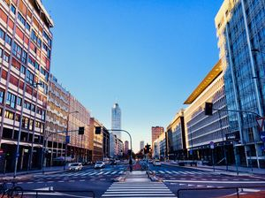 Not US, it's Milan! A mix of typical European & Modern metropolitan standards! #BestTravelPictures