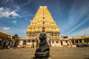 Lakshmi temple, humpi, Karnataka #BestTravelPictures