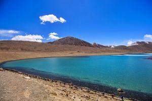 Gurudongmar lake, Sikkim #BestTravelPictures