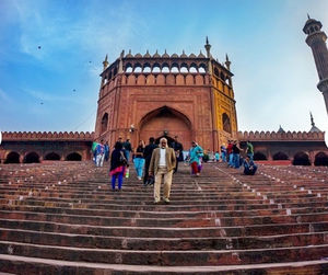 Jama Masjid: for those on a quest to seek beatitude