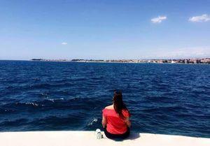 Adriatic sea's expanse is mesmerising #BestTravelPictures #Croatia #SeaOrgan @tripotocommunity