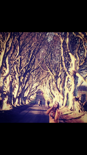 Love the Kings Road @Northern Ireland #GOT #BestTravelPictures #Globetrotting @tripotocommunity