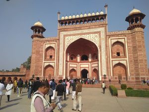 A Glimpse Of Agra Within 36 Hours
