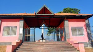 Trekking, Hills ,Temple All at one place - gateway from Bangalore, #tenphotos