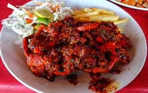 TALES of A CRAB and A SOLO GIRL in GOA , Best Café in South Goa. #foodtrail #bestcafeinGOA